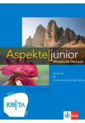 Aspekte junior B2 - Kréta rendszerbe feltölthető tanmenetjavaslat 10. évfolyam