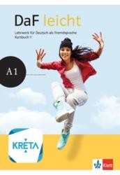 DaF leicht - Kréta rendszerbe feltölthető tanmenetjavaslat a 10. osztály részére