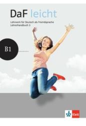 DaF leicht Lehrerhandbuch 3 - digital
