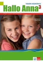 Hallo Anna 3 Tanári kézikönyv