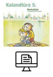 Kalandtúra 5. Munkafüzet - Online lapozható verzió