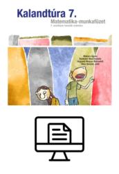 Kalandtúra 7. Munkafüzet - Online lapozható verzió