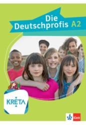 Die Deutschprofis A2.2 - Kréta rendszerbe feltölthető tanmenetjavaslat