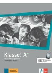 Klasse! A1 Testheft mit Audios