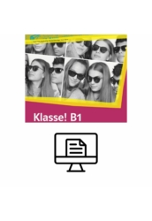 Klasse! B1 Kursbuch - digital