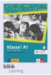 Klasse! A1 Kursbuch - Digitale Ausgabe mit LMS - Tanulói verzió