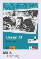 Klasse! A1 Übungsbuch - Digitale Ausgabe mit LMS - Tanulói verzió