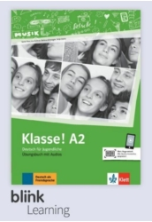 Klasse! A2 Übungsbuch - Digitale Ausgabe mit LMS - Tanári verzió
