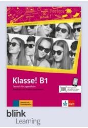 Klasse! B1 Kursbuch - Digitale Ausgabe mit LMS - Tanári verzió