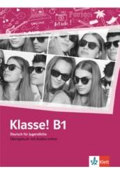 Klasse! B1 Übungsbuch mit Audios online