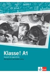 Klasse! A1 Übungsbuch mit Audios online