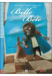 LA BELLE ET LA BETE + Audio-CD