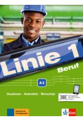 Linie 1. Beruf A2 KÜB mit Audios