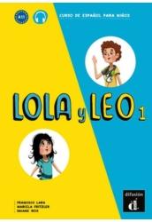 Lola y Leo 1. Libro del alumno