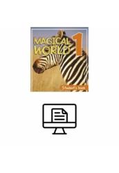 Magical World 1. Tankönyv - Online lapozható változat