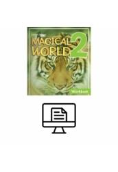 Magical World 2. Munkafüzet - Online lapozható változat