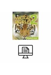 Magical World 2. Tankönyv - Online lapozható változat