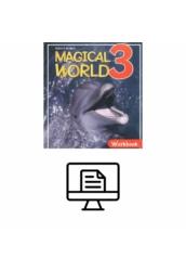 Magical World 3. Munkafüzet - Online lapozható változat