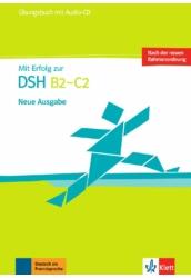 Mit Erfolg zur DSH B2-C2 Übungsbuch
