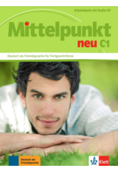 Mittelpunkt neu C1 Arbeitsbuch_Audio-CD
