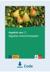 Aspekte neu C1 Digitales Unterrichtspaket