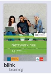 Netzwerk neu A2 Übungsbuch Digitale Ausgabe mit LMS Tanulói verzió