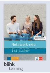 Netzwerk neu B1.2 Kursbuch Digitale Ausgabe mit LMS Tanulói verzió