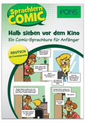 PONS Sprachlern Comic DAF