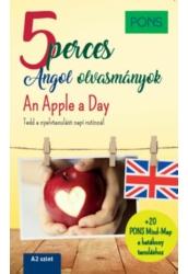 PONS 5 perces angol olvasmányok - An Apple a Day