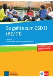 So geht's zum DSD II B2 C1 Neue Ausgabe Testbuch