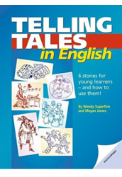 Telling Tales in English with CD