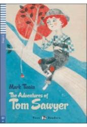 THE ADVENTURE OF TOM SAWYER + Audio-CD