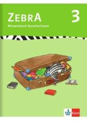 Zebra 3 Wissensbuch