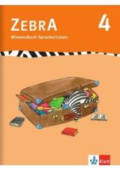 Zebra 4 Wissensbuch