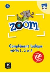 Zoom Complément ludique ? A1A2.1 Libro et CDROM