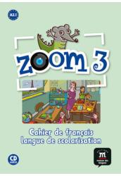 Zoom 3 A2.1 Cuaderno de actividades FLS et CD