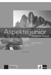 Aspekte junior B2 Lehrerhandbuch