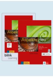 Aspekte neu B1.1 Kursbuch Digitale Ausgabe mit LMS Tanulói verzió