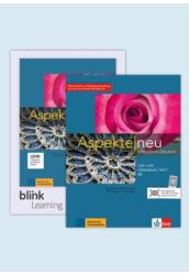 Aspekte neu B2 Teil 1 B2.1 Kurs und Übungsbuch Teil 1 mit Audios Videos inklusive