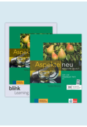 Aspekte neu C1 Teil 2 C1.2 Kurs- und Übungsbuch Teil 2 mit Audios Videos inklusive