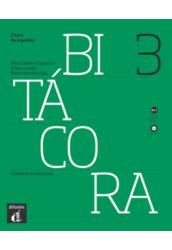 Bitácora 3 Cuaderno de ejercicios + CD