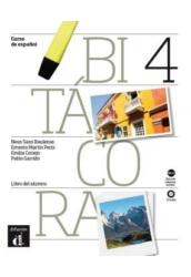 Bitácora 4 Libro del alumno + CD