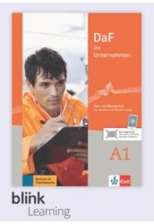 DaF im Unternehmen Kursbuch A1 Digitale Ausgabe mit LMS Tanulói verzió