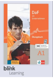 DaF im Unternehmen Übungsbuch A1 Digitale Ausgabe mit LMS Tanulói verzió