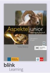 Aspekte junior B1 Plus Übungsbuch - Digitale Ausgabe mit LMS - Tanári verzió