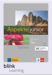 Aspekte junior B2 Übungsbuch Digitale Ausgabe mit LMS Tanári verzió