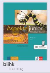 Aspekte junior C1 Kursbuch - Digitale Ausgabe mit LMS - Tanári verzió