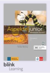Aspekte junior C1 Übungsbuch - Digitale Ausgabe mit LMS - Tanulói verzió