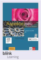 Aspekte neu B2 Kursbuch Digitale Ausgabe mit LMS Tanulói verzió