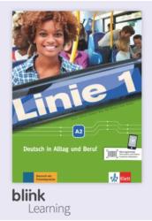 Linie 1 Deutsch in Alltag und Beruf Linie 1 A2 Kurs Übungsbuch Blink Tanári Verzió